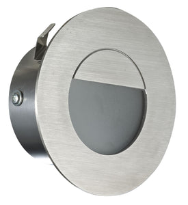 Round Recessed Stair Light