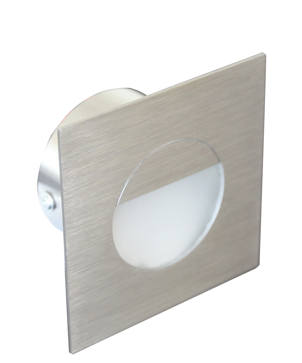Square Recessed Stair Light