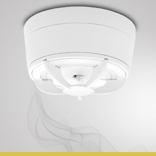 Wireless Cavius Heat Detector - The Lighting Shop NZ