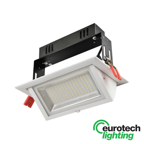 Eurotech LED Shop Downlight - The Lighting Shop NZ