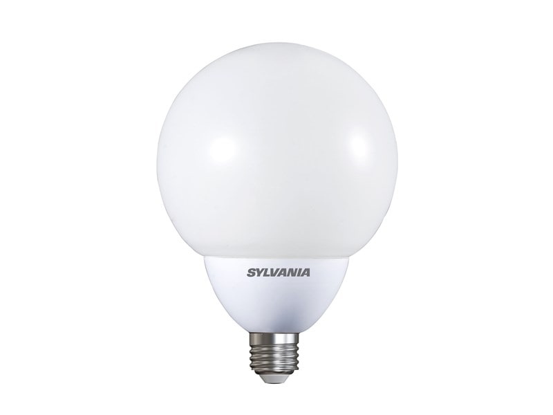 Sylvania ToLEDo G120 Non Dimmable LED Frosted Lamp