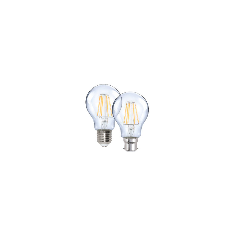 Sylvania ToLEDo Filament A60 Dimmable LED Lamp