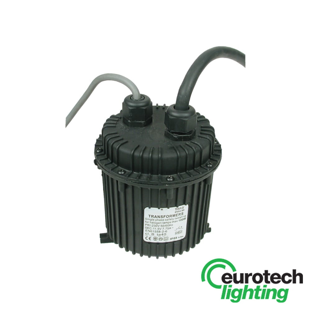 Eurotech 300VA wire wound transformer - The Lighting Shop NZ