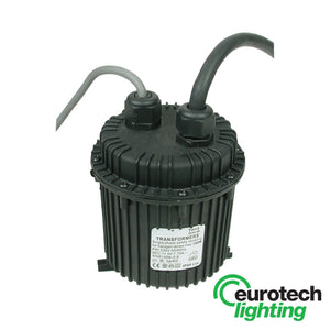 Eurotech 400VA wire wound transformer - The Lighting Shop NZ