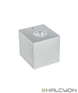 Surface Mount Wall Two Way Wall Washer Cube