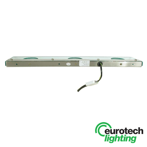 Eurotech LED Triple Halogen Wall Light - The Lighting Shop NZ