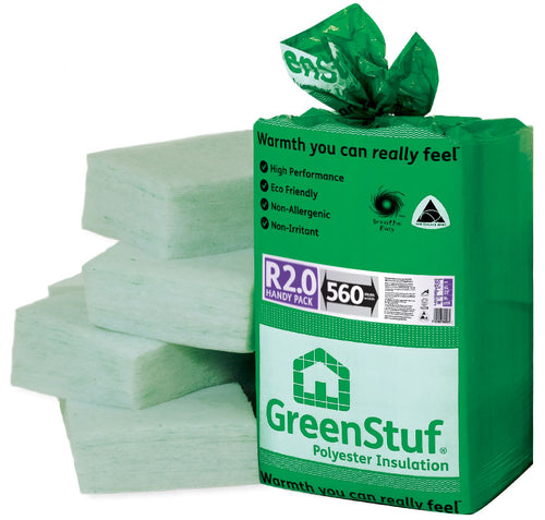 Greenstuff insulation infill squares - The Lighting Shop NZ