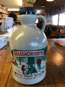 Pure Maple Syrup from Massachusetts - 1 QUART