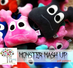 Monster Mash Up