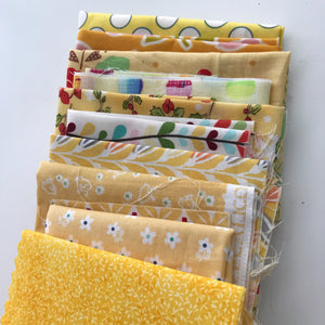 Scrap Bundle Pack - Yellow