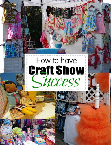 Craft Show Success eBook