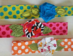 Fabric Headband Pattern