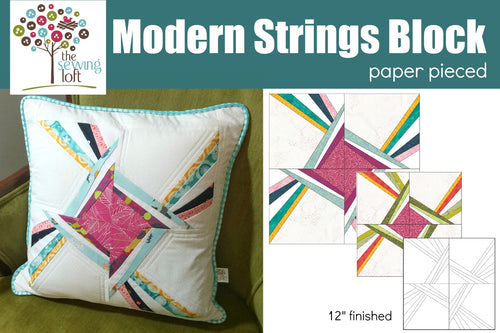 Modern Strings Block