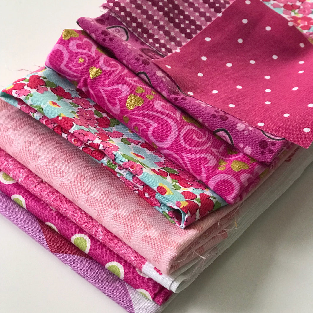 Scrap Bundle Pack - Pink