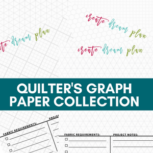Quilter's Graph Paper Collection