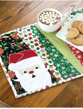 Santa Baby Table Runner