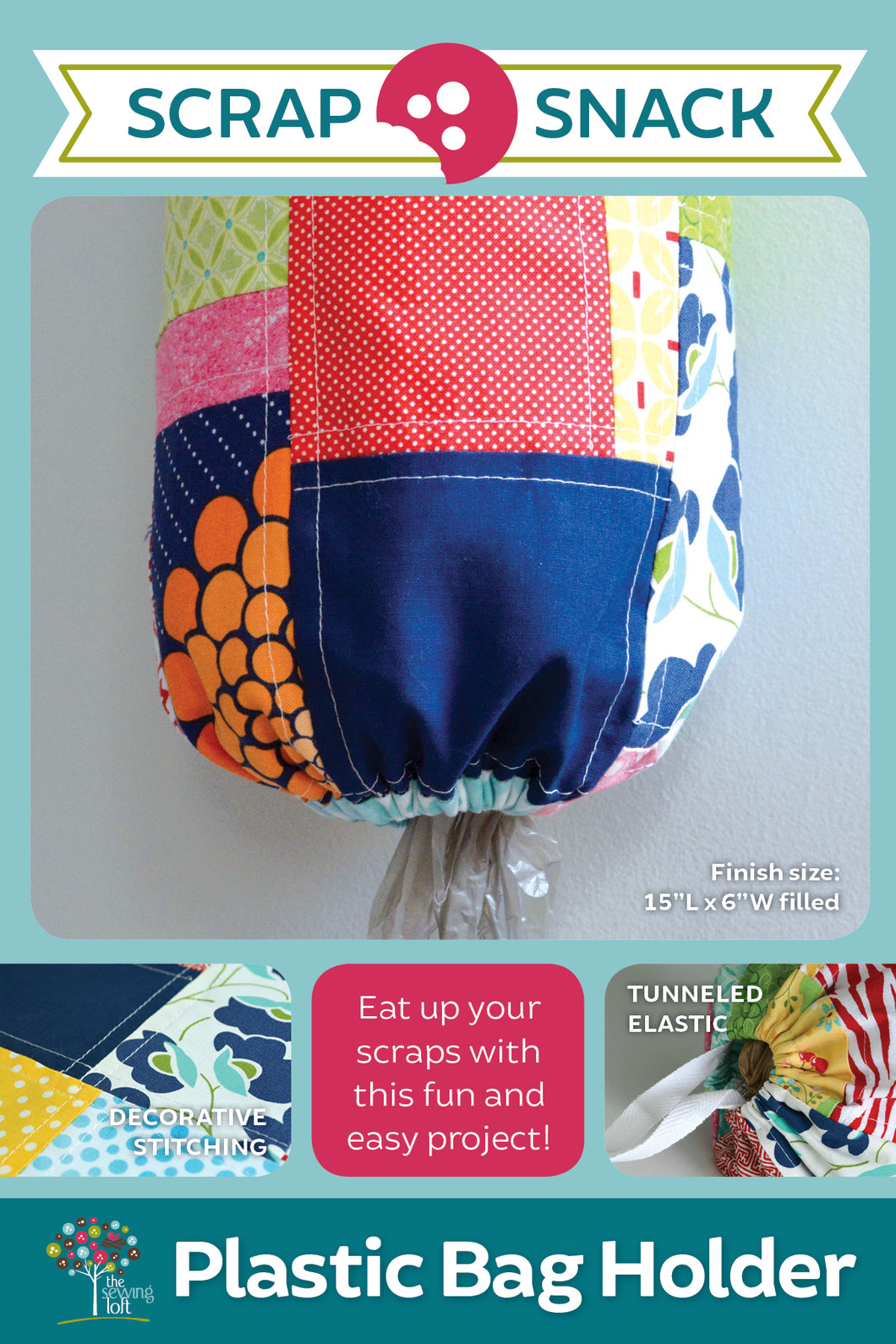 Plastic Bag Holder Scrap Snack Patterns | Wholesale