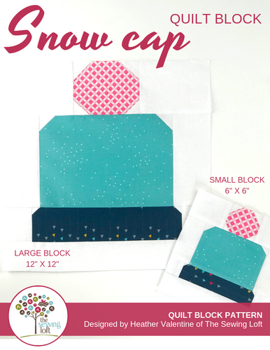Snow Cap Block Pattern