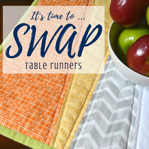 Table Runner Swap 2019