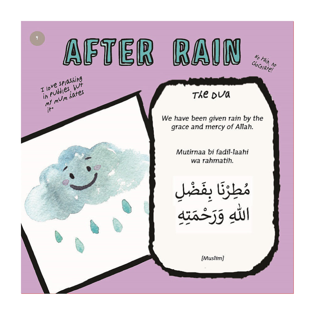23 Duas for Kids Book