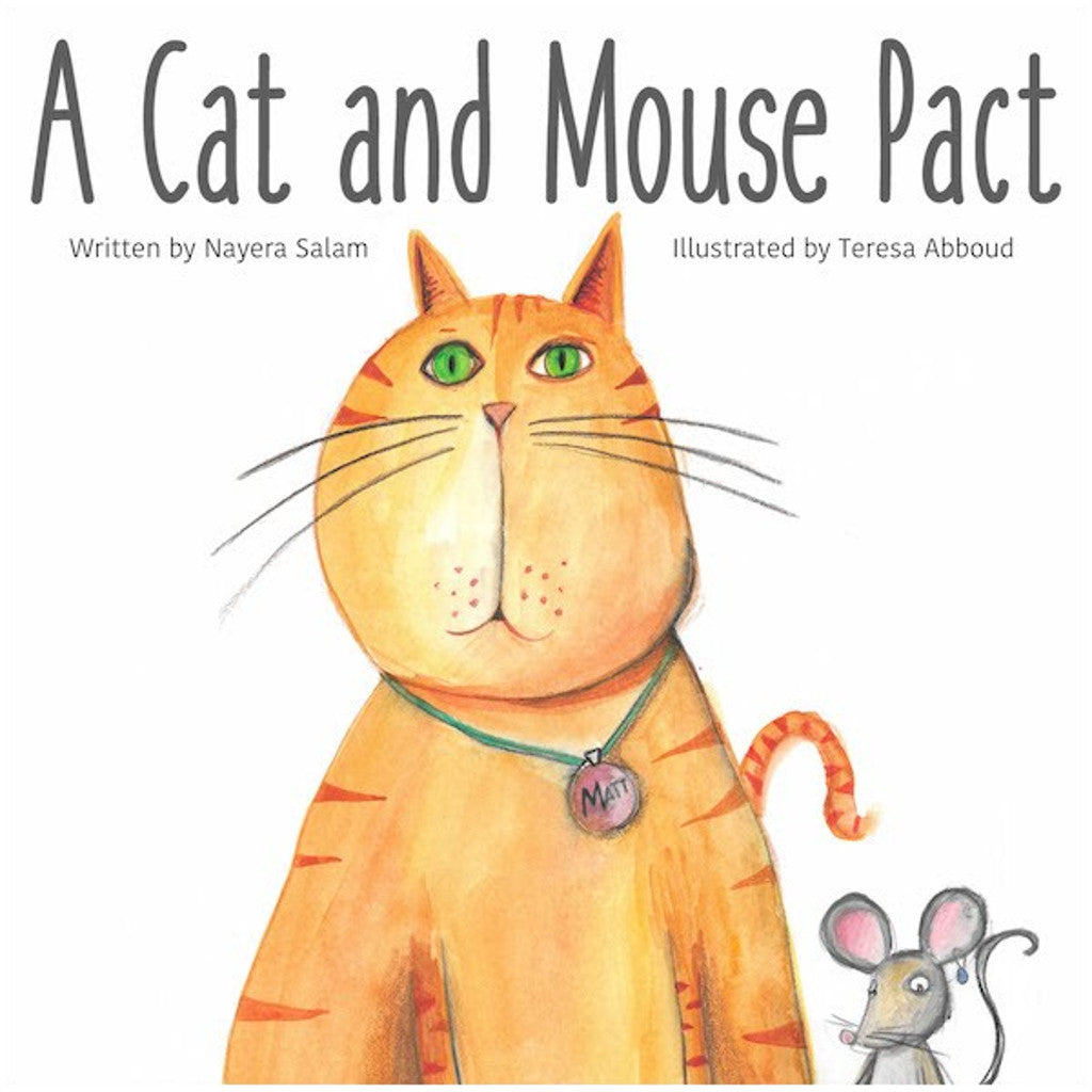 A Cat and Mouse Pact Front Cover