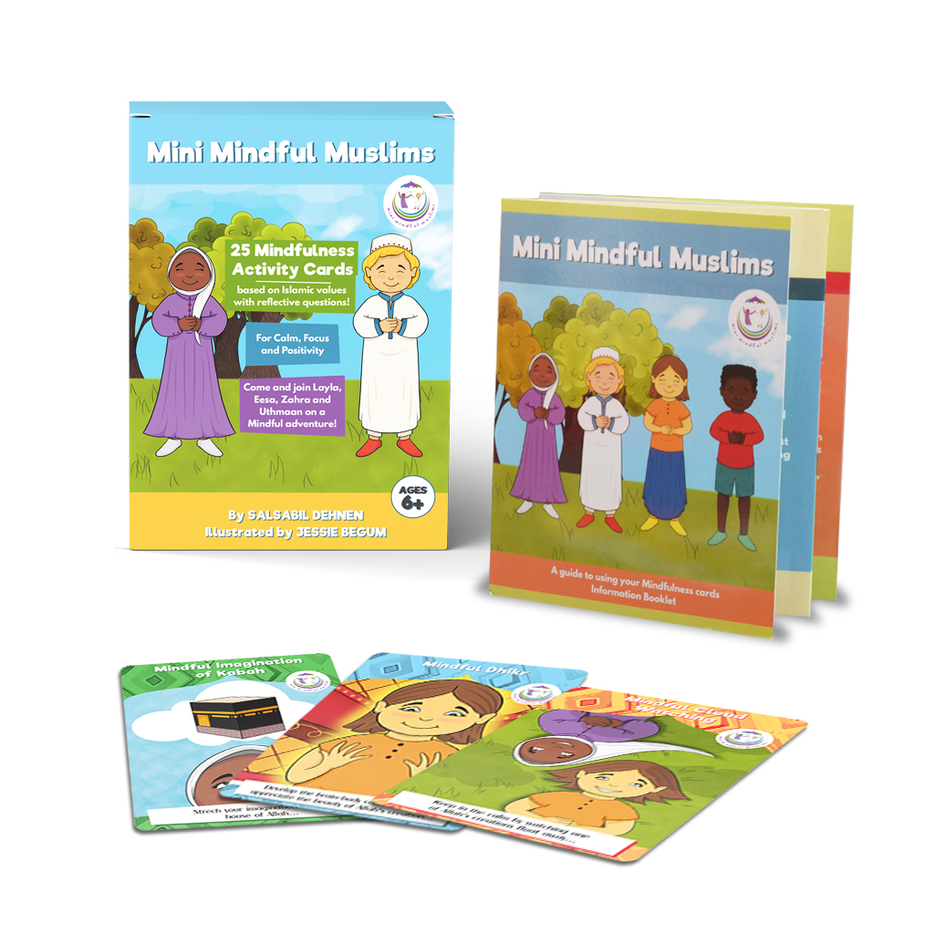 Mini Mindful Muslims Activity Cards