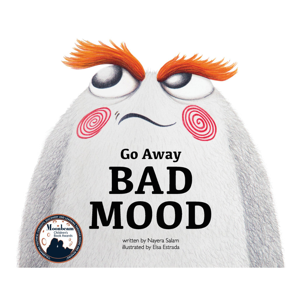 Go Away Bad Mood Front Cover