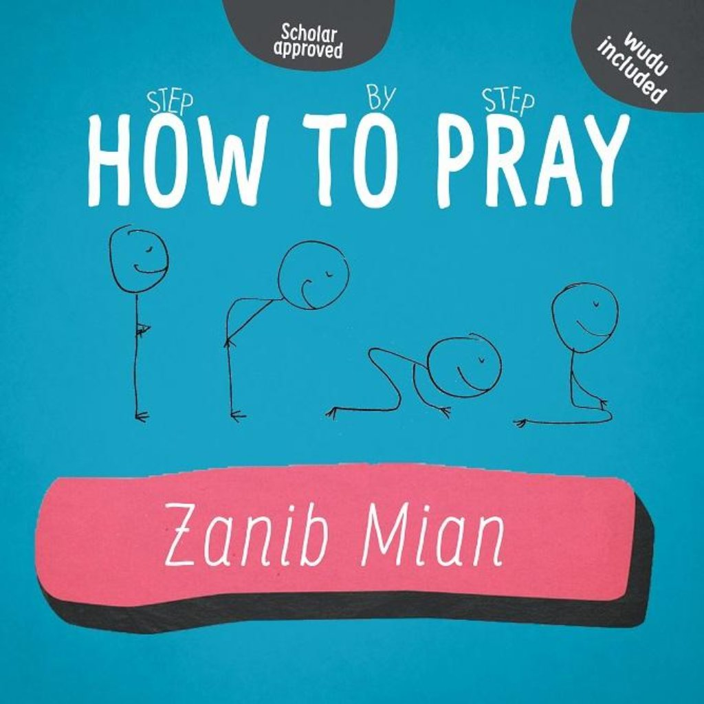 How to Pray Children's Book