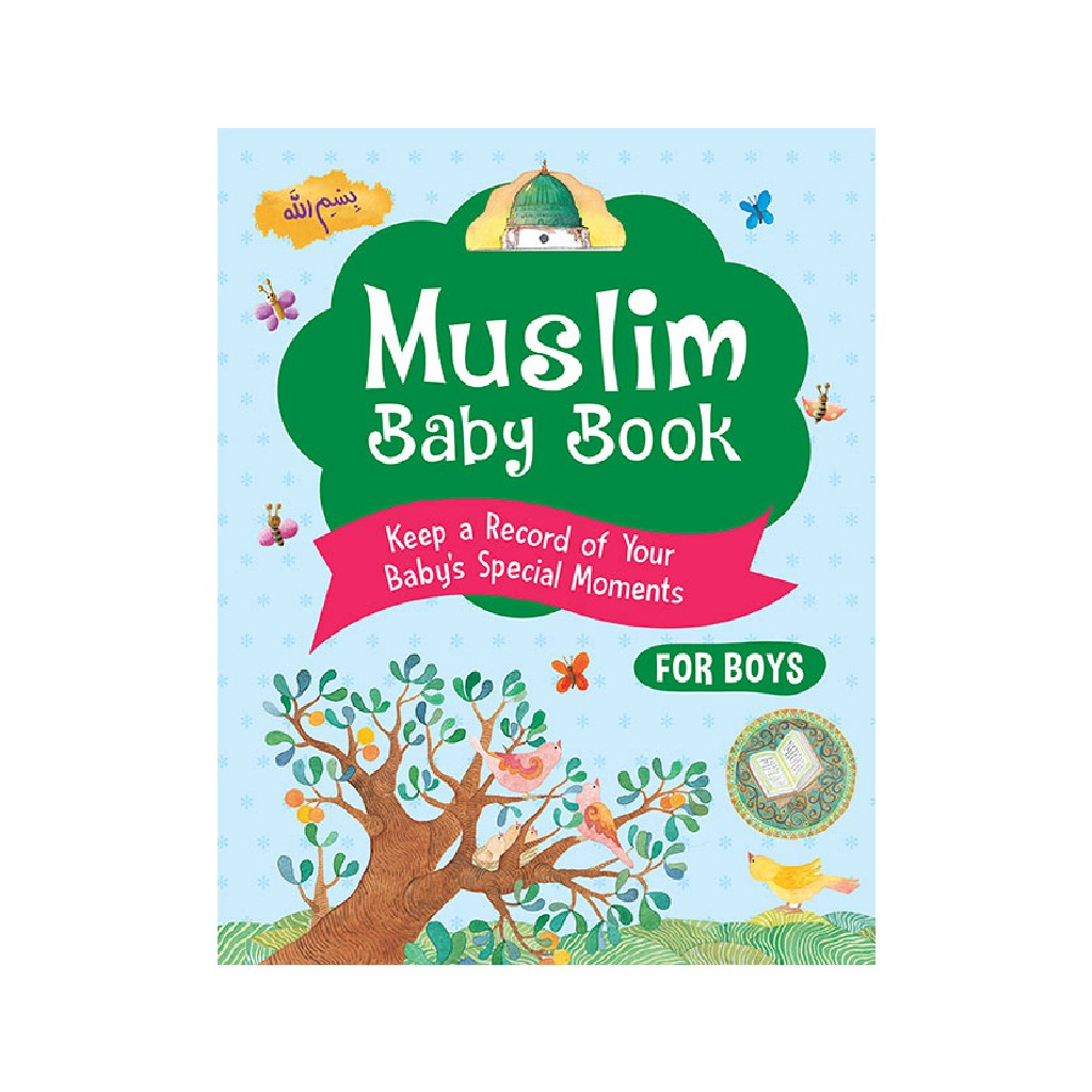 Muslim Baby Book for Boys
