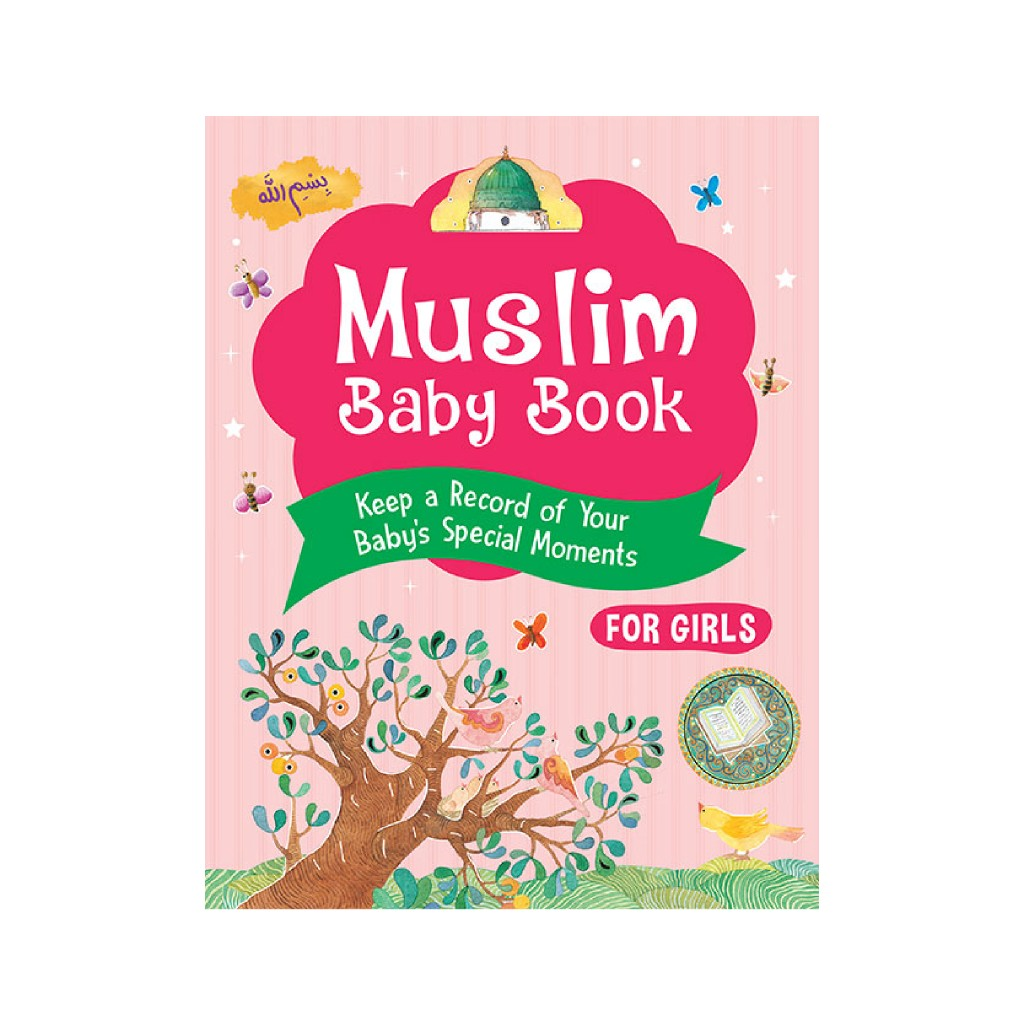 Muslim Baby Book for Girls