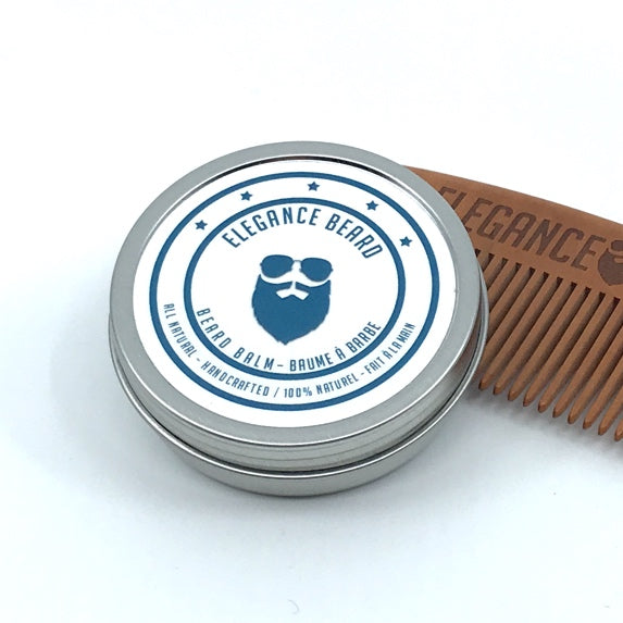 All Natural Halal Beard Balm - Original Blend
