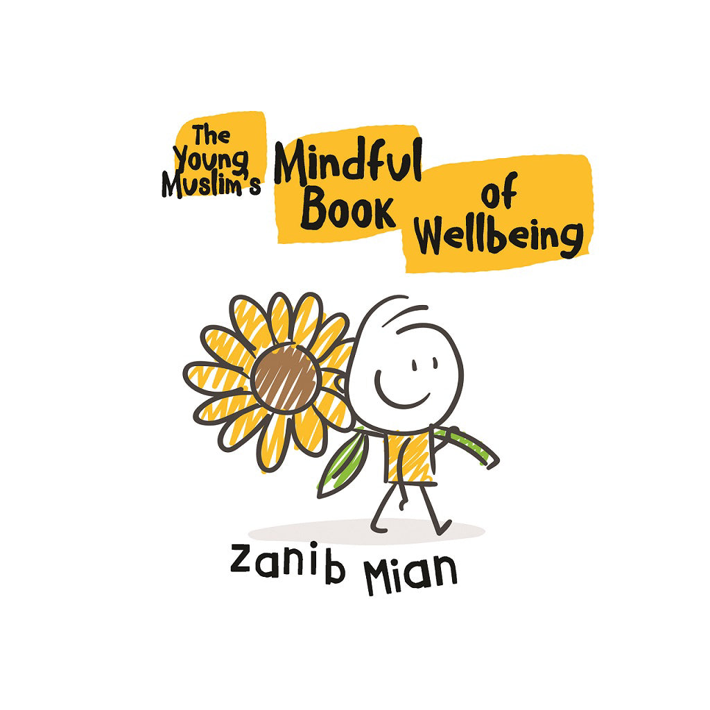 Young Muslim's Mindful Book of Wellbeing Front Cover