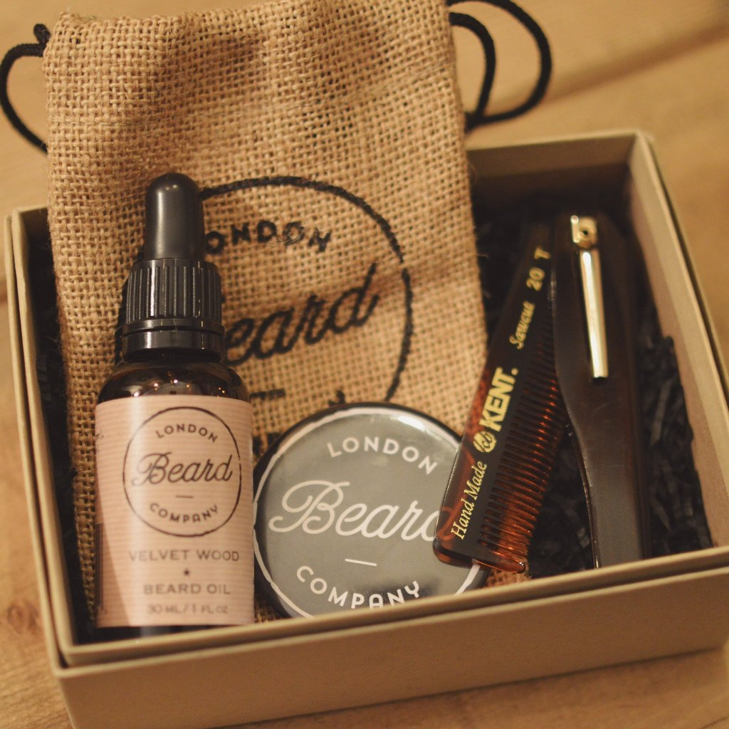 London Beard Company Gift Set