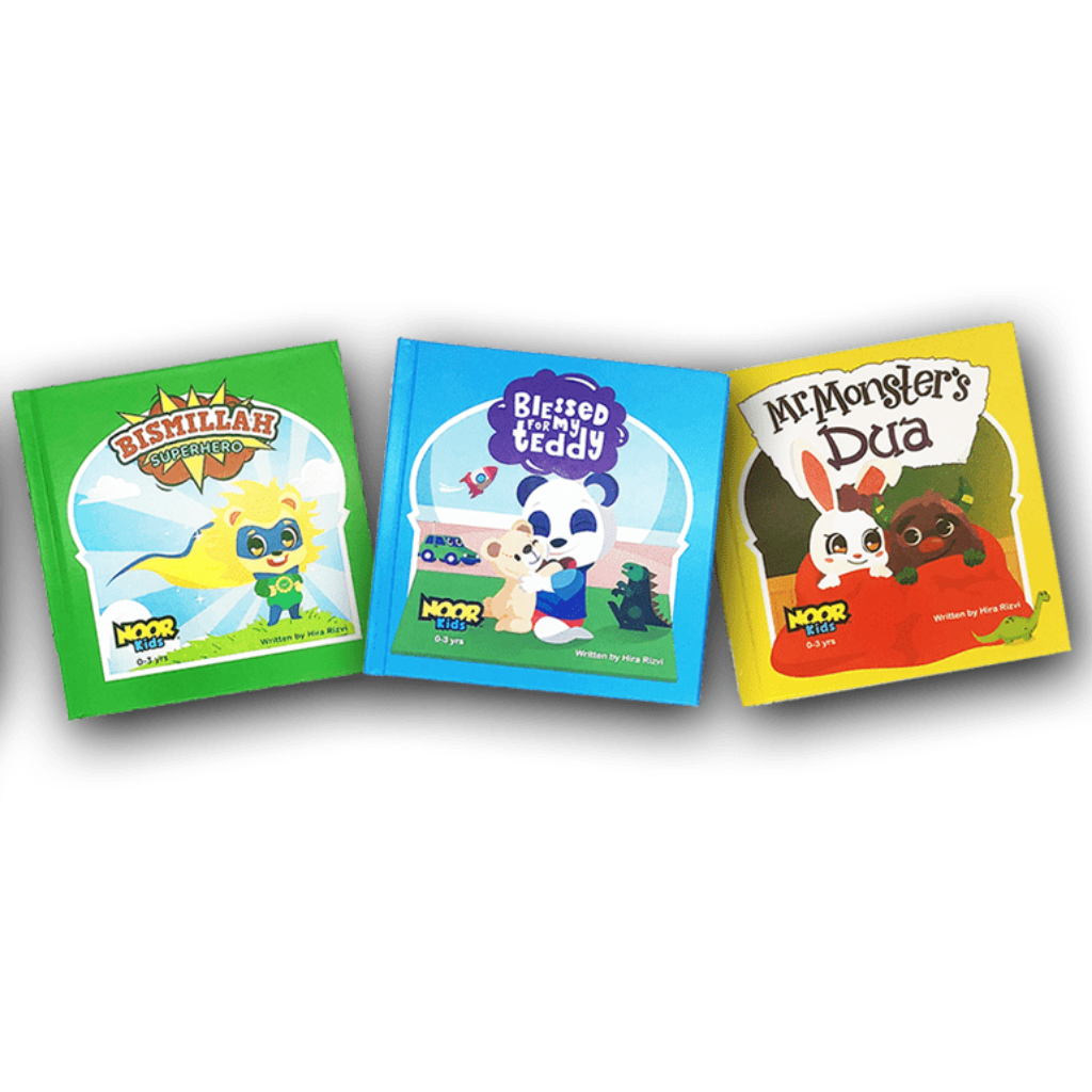 Noor Kids Board Books