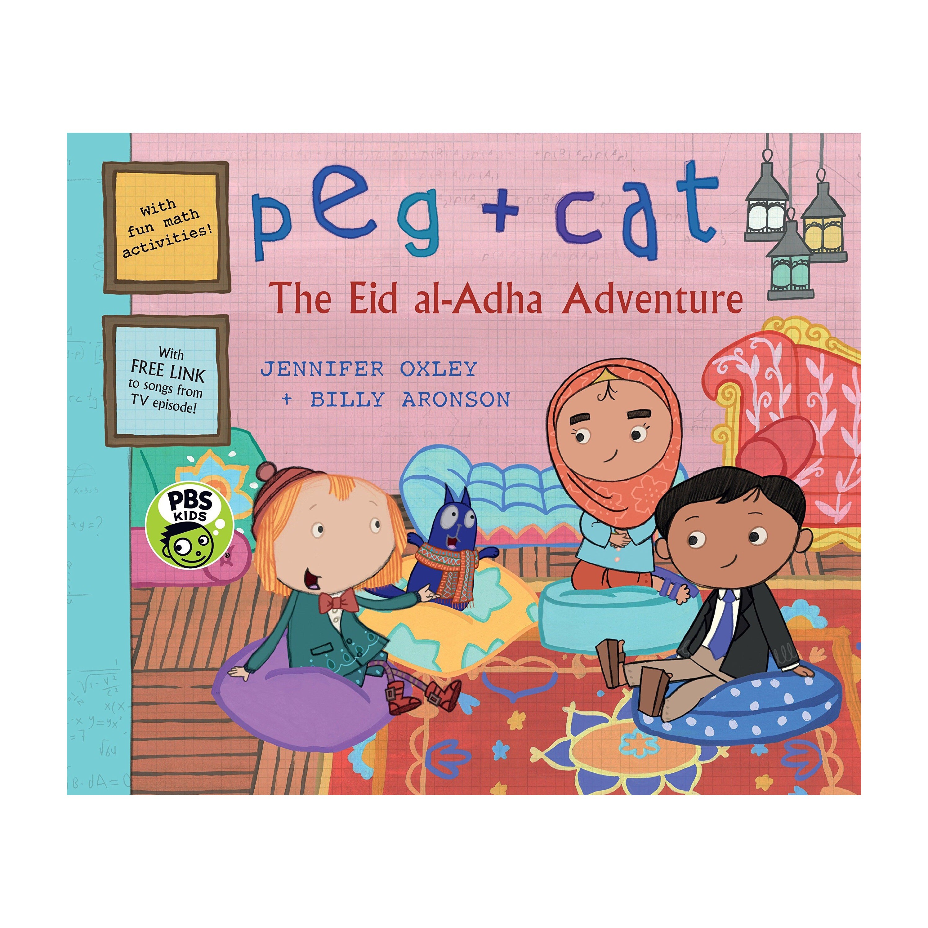 Peg + Cat: The Eid al-Adha Adventure