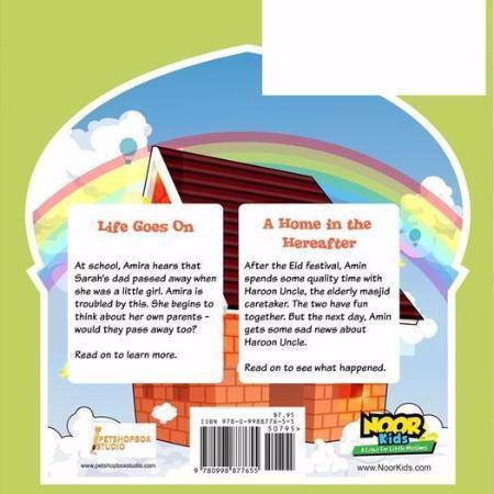 Noor Kids - Happily Ever Hereafter Back Cover