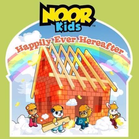 Noor Kids - Happily Ever Hereafter Front Cover
