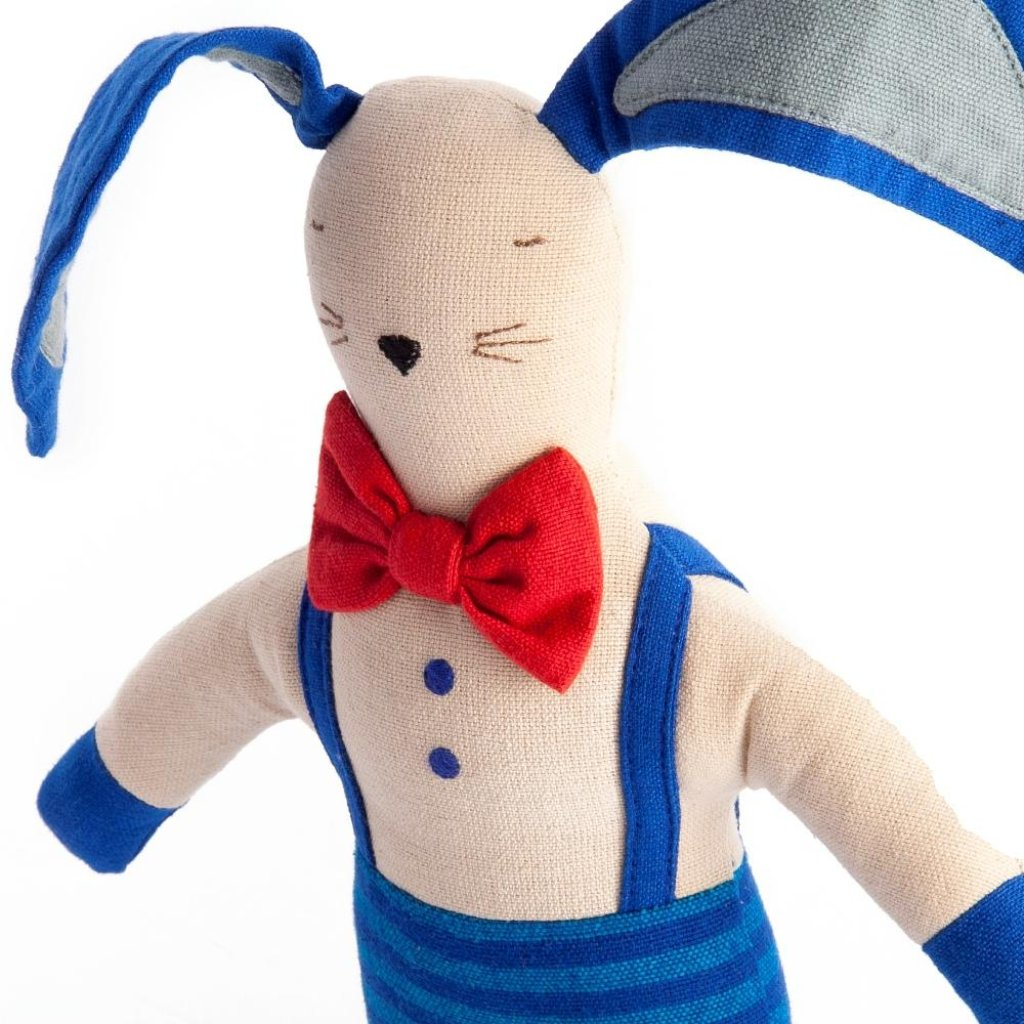 Rowan The Rabbit Soft Toy