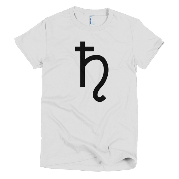 SATURN - Women's T-Shirt [WHITE]