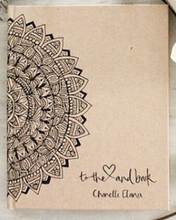 To the Heart and Back Journal by Chanelle Elana