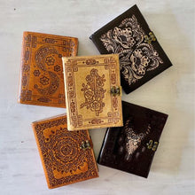 Stardust Soul Leather Bound Journal