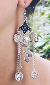 Lost Lover Cosmic Whisper - Anatolian Collection Earrings