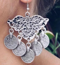Lost Lover Molten Coins - Anatolian Collection Earrings