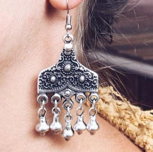 Lost Lover Rain Dance - Anatolian Collection Earrings