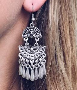 Lost Lover Wild Droplet, Anatolian Collection Earrings