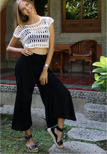 Padma Pants in Black