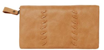 Sky Vegan Leather Wallet Tan Buy Online