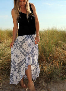 Wild & Free Skirt in Summer Cloud