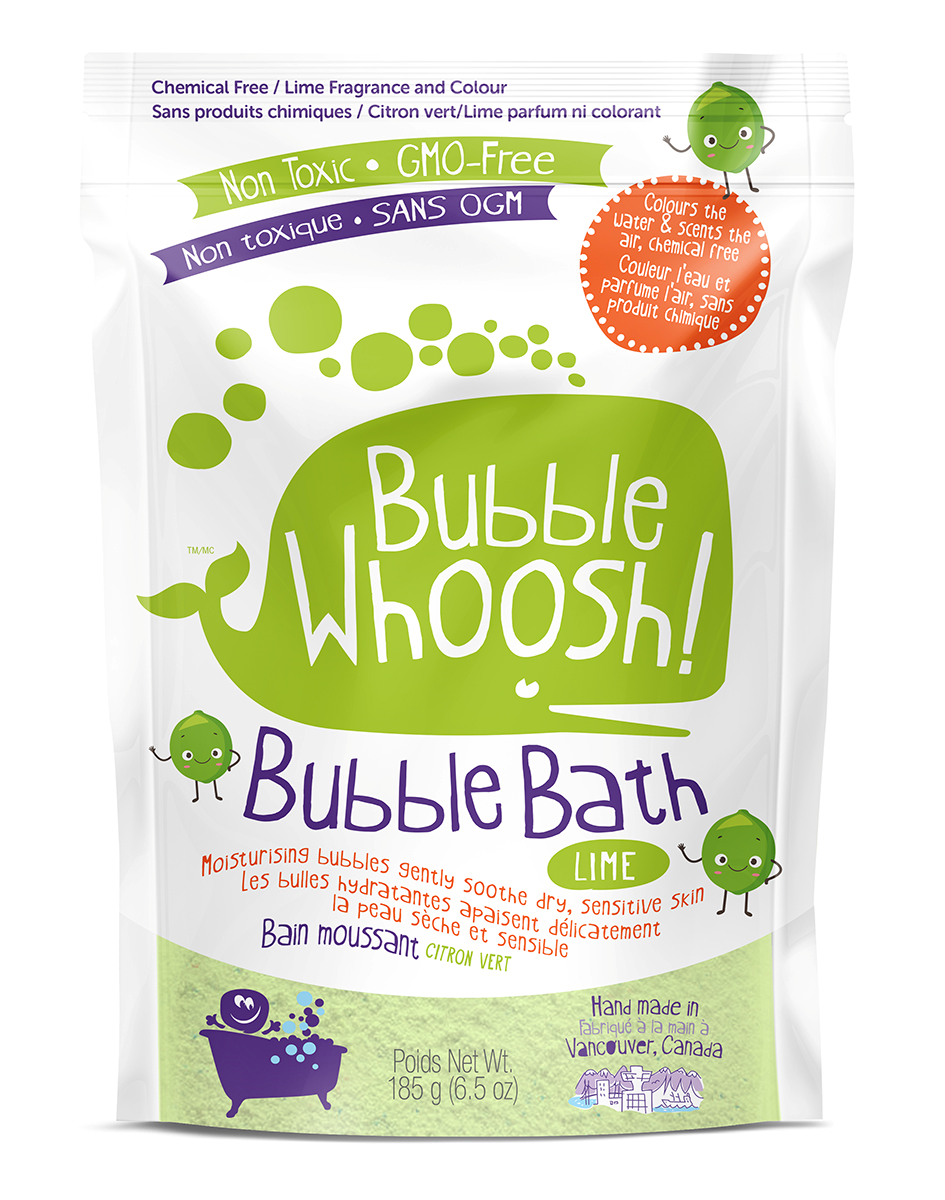 Loot Toy Company - Bubble Whoosh Lime