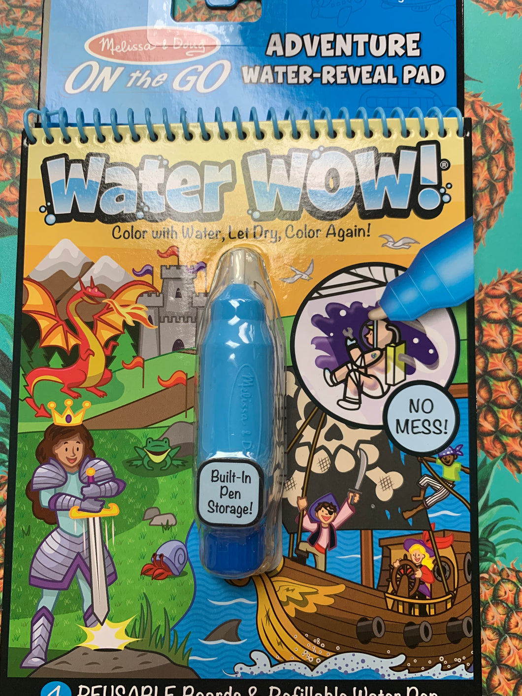 Adventure Water Wow